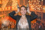 Opernball PK - Staatsoper - Do 11.01.2018 - Maria YAKOVLEVA mit Humanic Ballerinas66