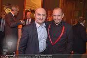 Empfang bei Ali Rahimi - Palais Szechenyi - Do 11.01.2018 - Ali RAHIMI, Gery KESZLER12