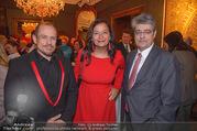 Empfang bei Ali Rahimi - Palais Szechenyi - Do 11.01.2018 - Gery KESZLER, Ulli SIMA, Wolfgang HESOUN20