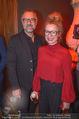 Empfang bei Ali Rahimi - Palais Szechenyi - Do 11.01.2018 - Clemens STROBL mit Ehefrau Martina STROBL24