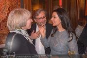 Empfang bei Ali Rahimi - Palais Szechenyi - Do 11.01.2018 - Isabelle KUSTER, Alexander WRABETZ, Sonja KLIMA30