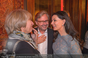 Empfang bei Ali Rahimi - Palais Szechenyi - Do 11.01.2018 - Isabelle KUSTER, Alexander WRABETZ, Sonja KLIMA31