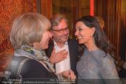 Empfang bei Ali Rahimi - Palais Szechenyi - Do 11.01.2018 - Isabelle KUSTER, Alexander WRABETZ, Sonja KLIMA32