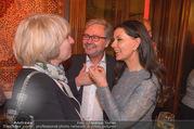 Empfang bei Ali Rahimi - Palais Szechenyi - Do 11.01.2018 - Isabelle KUSTER, Alexander WRABETZ, Sonja KLIMA33