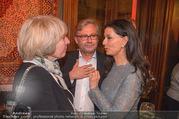 Empfang bei Ali Rahimi - Palais Szechenyi - Do 11.01.2018 - Isabelle KUSTER, Alexander WRABETZ, Sonja KLIMA34