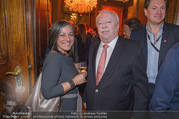 Empfang bei Ali Rahimi - Palais Szechenyi - Do 11.01.2018 - Maria VASSILAKOU, Michael H�UPL43