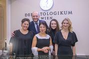 Eröffnugn - Dermatologikum Wien - Fr 12.01.2018 - Rainer KUNSTFELD, Birgit KARLE mit Team7