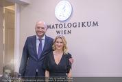 Eröffnugn - Dermatologikum Wien - Fr 12.01.2018 - Rainer KUNSTFELD, Birgit KARLE8