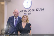 Eröffnugn - Dermatologikum Wien - Fr 12.01.2018 - Rainer KUNSTFELD, Birgit KARLE11