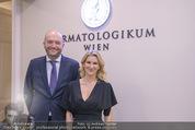 Eröffnugn - Dermatologikum Wien - Fr 12.01.2018 - Rainer KUNSTFELD, Birgit KARLE12