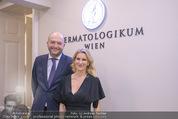 Eröffnugn - Dermatologikum Wien - Fr 12.01.2018 - Rainer KUNSTFELD, Birgit KARLE13