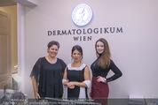 Eröffnugn - Dermatologikum Wien - Fr 12.01.2018 - 15