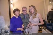 Eröffnugn - Dermatologikum Wien - Fr 12.01.2018 - Christian und Ekaterina MUCHA mit Mutter Galina23