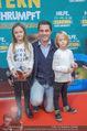Kinopremiere ´Hilfe, ich hab die Eltern geschrumpft´ - Village Cinemas - Sa 13.01.2018 - Andreas SEIDL mit Kindern Maxim und Levi2