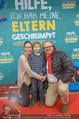 Kinopremiere ´Hilfe, ich hab die Eltern geschrumpft´ - Village Cinemas - Sa 13.01.2018 - Adi Adriana ZARTL mit Sohn Luca, Andreas STICH4