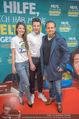 Kinopremiere ´Hilfe, ich hab die Eltern geschrumpft´ - Village Cinemas - Sa 13.01.2018 - Oskar KEYMER, Axel STEIN, Julia HARTMANN11