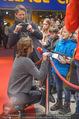 Kinopremiere ´Hilfe, ich hab die Eltern geschrumpft´ - Village Cinemas - Sa 13.01.2018 - Anja KLING wird von Kind interviewt, P.A. STRAUBINGER (�3)13