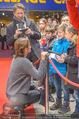 Kinopremiere ´Hilfe, ich hab die Eltern geschrumpft´ - Village Cinemas - Sa 13.01.2018 - Anja KLING wird von Kind interviewt, P.A. STRAUBINGER (�3)14