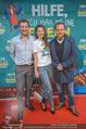 Kinopremiere ´Hilfe, ich hab die Eltern geschrumpft´ - Village Cinemas - Sa 13.01.2018 - Johannes ZEILER, Julia HARTMANN, Axel STEIN15