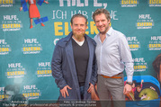 Kinopremiere ´Hilfe, ich hab die Eltern geschrumpft´ - Village Cinemas - Sa 13.01.2018 - Johannes ZEILER, Axel STEIN32