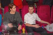 Kinopremiere ´Hilfe, ich hab die Eltern geschrumpft´ - Village Cinemas - Sa 13.01.2018 - Anja KLING, Oskar KEYMER52