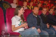 Kinopremiere ´Hilfe, ich hab die Eltern geschrumpft´ - Village Cinemas - Sa 13.01.2018 - Axel STEIN, Julia HARTMANN55