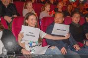 Kinopremiere ´Hilfe, ich hab die Eltern geschrumpft´ - Village Cinemas - Sa 13.01.2018 - Axel STEIN, Julia HARTMANN61