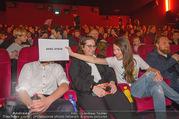 Kinopremiere ´Hilfe, ich hab die Eltern geschrumpft´ - Village Cinemas - Sa 13.01.2018 - Oskar KEYMER mit Mutter, Julia HARTMANN64
