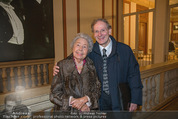 Philharmoniker Empfang - Musikverein - Mi 17.01.2018 - Christa LUDWIG, Clemens HELLSBERG1