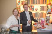 Kaffeesiederball - Hofburg - Do 18.01.2018 - Janet Jeanette SKRBENSKY-MEINL mit Ehemann Gobert29