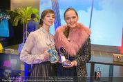 Humanic Kollektion - Sofitel - Di 23.01.2018 - Maria YAKOVLEVA, Eva POLESCHINSKI9