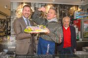 Charity Heringsschmaus Verkauf - Nordsee Naschmarkt - Do 25.01.2018 - Alexander PIETSCH, Alfons HAIDER, Arnold POLLAK11