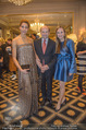 Couture Salon mit Humanic - Hotel Birstol - Mo 29.01.2018 - Rebecca HORNER, Dominique MEYER, Maria GRO�BAUER GROSSBAUER7