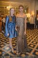 Couture Salon mit Humanic - Hotel Birstol - Mo 29.01.2018 - Rebecca HORNER, Maria GRO�BAUER GROSSBAUER9
