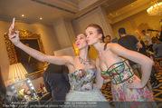 Couture Salon mit Humanic - Hotel Birstol - Mo 29.01.2018 - Nina TONOLI, Ioanna AVRAAM20