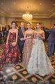 Couture Salon mit Humanic - Hotel Birstol - Mo 29.01.2018 - Alice FIRENZE, Dominique MEYER, Nina TONOLI, Ioanna AVRAAM32