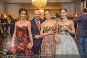 Couture Salon mit Humanic - Hotel Birstol - Mo 29.01.2018 - Alice FIRENZE, Dominique MEYER, Nina TONOLI, Ioanna AVRAAM33