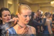 Couture Salon mit Humanic - Hotel Birstol - Mo 29.01.2018 - Olga ESINA, Anelia PESCHEV46