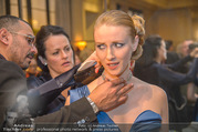 Couture Salon mit Humanic - Hotel Birstol - Mo 29.01.2018 - Olga ESINA, Anelia PESCHEV47