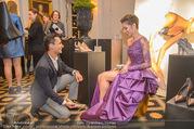 Couture Salon mit Humanic - Hotel Birstol - Mo 29.01.2018 - Maria YAKOVLEVA, Richard SZABO61