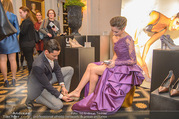 Couture Salon mit Humanic - Hotel Birstol - Mo 29.01.2018 - Maria YAKOVLEVA, Richard SZABO62