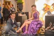 Couture Salon mit Humanic - Hotel Birstol - Mo 29.01.2018 - Maria YAKOVLEVA, Richard SZABO63