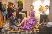 Couture Salon mit Humanic - Hotel Birstol - Mo 29.01.2018 - Maria YAKOVLEVA, Richard SZABO64