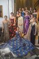 Couture Salon mit Humanic - Hotel Birstol - Mo 29.01.2018 - Gruppenfoto Solot�nzerinnen K�nstlerinnen auf Stiege79