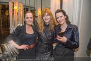 Couture Salon mit Humanic - Hotel Birstol - Mo 29.01.2018 - Eva POLESCHINSKI, Michel MAYER, Anelia PESCHEV84