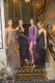 Couture Salon mit Humanic - Hotel Birstol - Mo 29.01.2018 - Rebecca HORNER, Irina TSYMBAL, Maria YAKOVLEVA, Natascha MAIR89