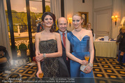 Couture Salon mit Humanic - Hotel Birstol - Mo 29.01.2018 - Ketevan PAPAVA, Dominique MEYER, Olga ESINA105