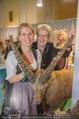 Jägerball - Hofburg - Mo 29.01.2018 - Gexi TOSTMANN mit Tochter Anna21