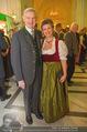 Jägerball - Hofburg - Mo 29.01.2018 - Thomas SCH�FER-ELMAYER, Christine ZACH24