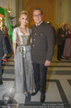 Jägerball - Hofburg - Mo 29.01.2018 - HC Heinz Christian STRACHE mit Ehefrau Philippa (BECK)39